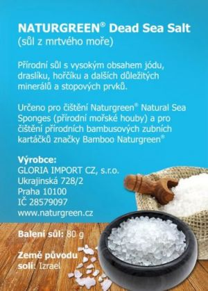 Naturgreen® DeadSeaSalt