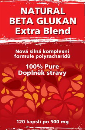 Natural Beta Glukan Extra Blend