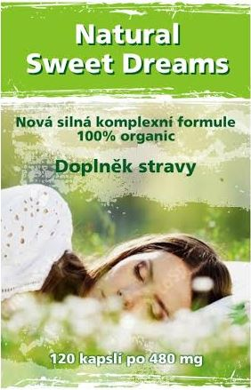Natural Sweet Dreams