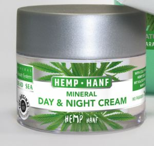 Dead Sea Cosmetics  & Hemp