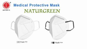 Naturgreen CE Respirátor (Medical Protective Mask )