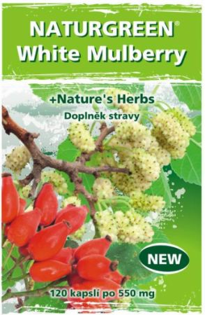 WhiteMulberry +Nature'sHerbs
