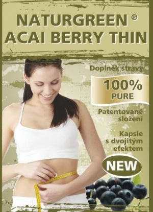 Acai berry Thin