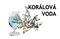 korálová voda